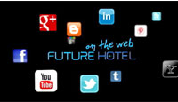 future hotel on the web